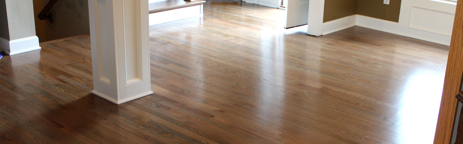 hardwood floor refinishing project kansas city